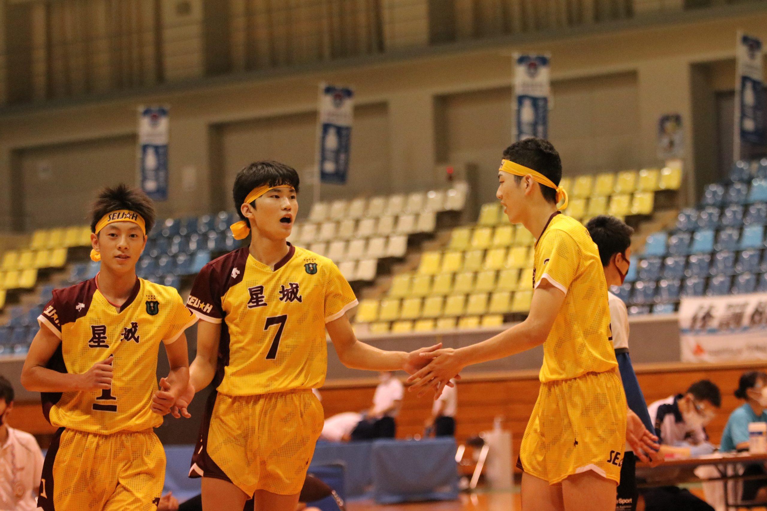 インターハイ男子 予選で駿台学園と鎮西が激突 4日から決勝トーナメント