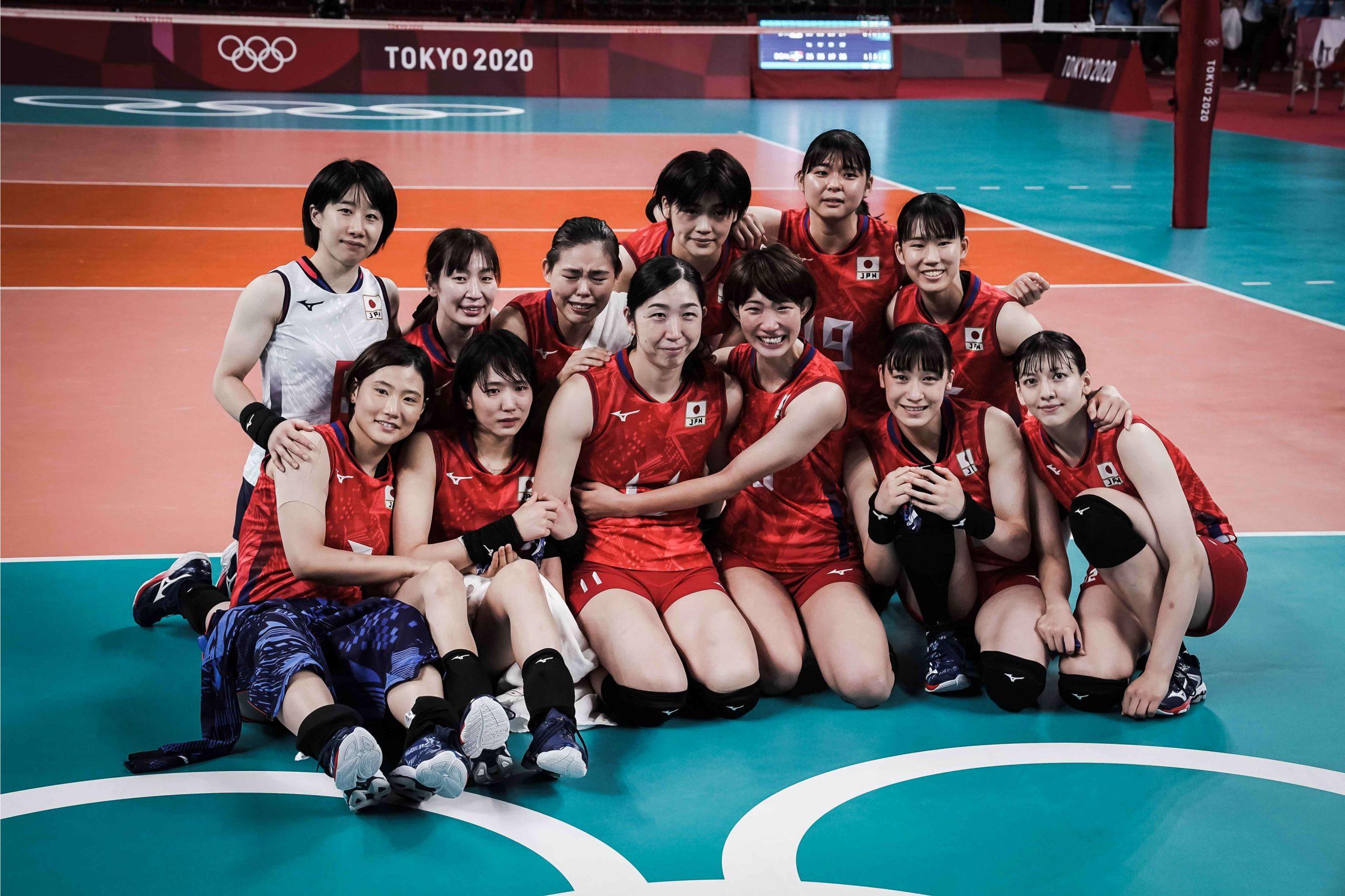 女子日本代表 予選リーグ敗退 ドミニカ共和国に1-3で敗れる